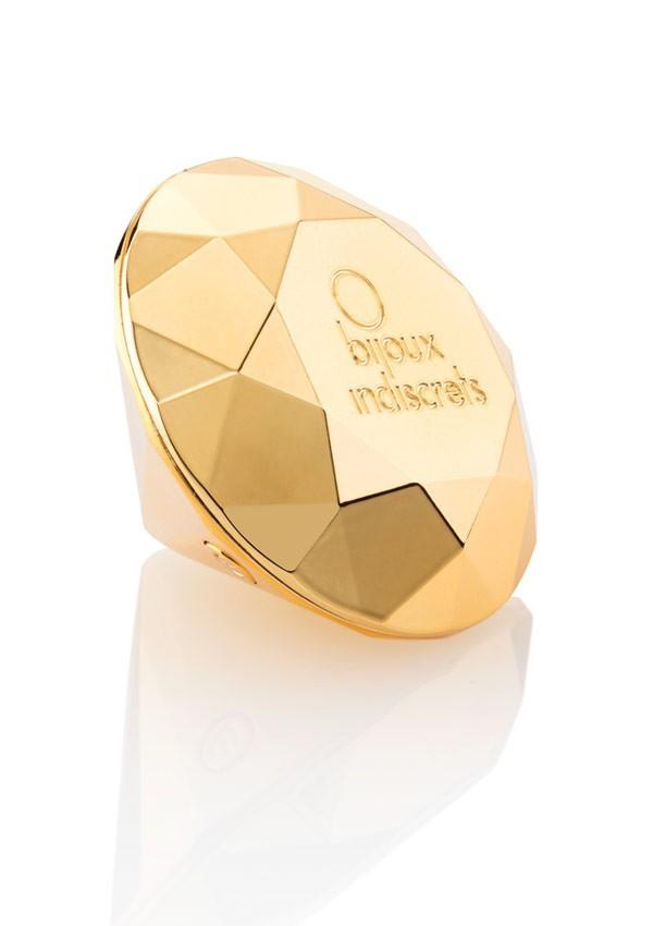 Diamant vibrant twenty one - Bijoux Indiscrets