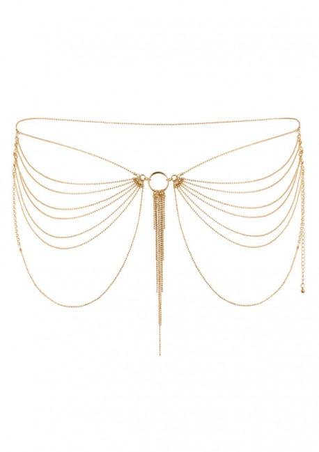 Golden waist chain Magnifique - Bijoux Indiscrets