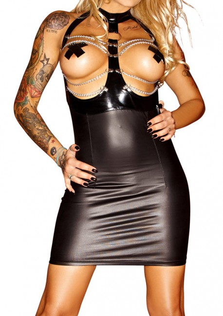 Robe Bad Submit Good girls bad, bad girls worse - Noir Handmade