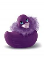 Purple Paris duckieI Rub My DuckieBig Teaze Toys