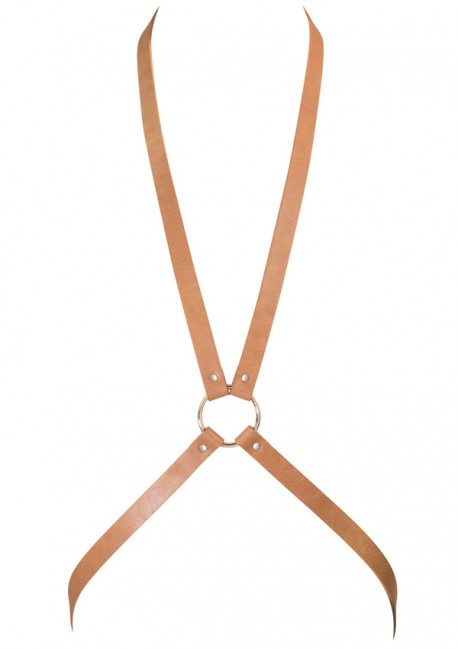 Brown 8 harness Maze Bijoux Indiscrets