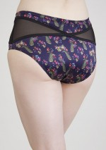 Peacock high waist brief Peacock Playful Promises