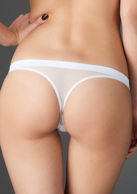 White tentation thong Pure Tentation - Maison Close