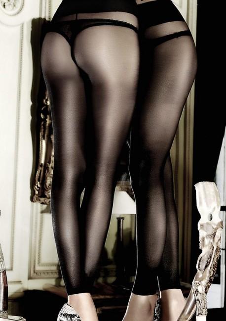 Black Leggings Les basiques Baci