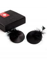 Nippies plumes noiresBijoux Indiscrets