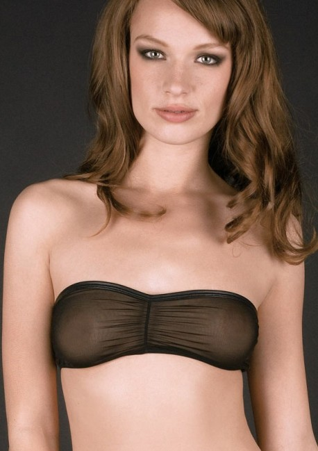 Secret bandeau bra Chambre des Secrets Maison Close