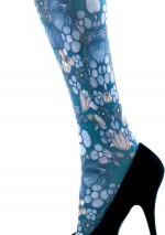 C'est le Bouquet tights Fantaisie Marie Antoilette