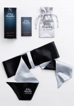 Luxury satin wrist tie Soft limits Fifty Shades of Grey