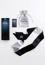 Luxury Grey blindfold Fifty Shades of Grey