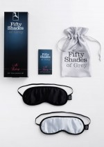 No Peeking masks Fifty Shades of Grey